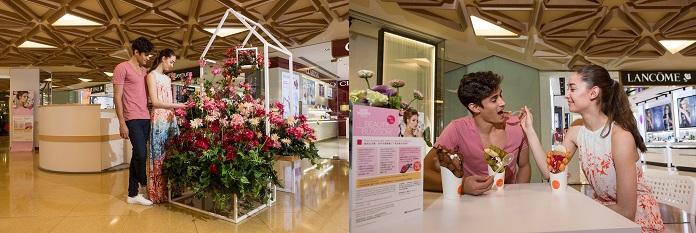太古城中心「Beauty Blossom」三重美容消費優惠