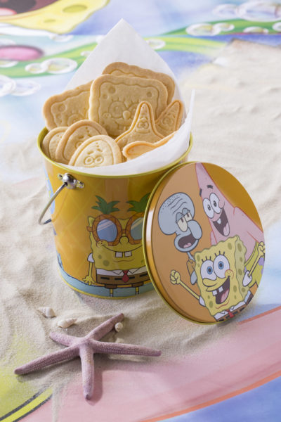 Ocean Park Summer Splash 2016 - SpongeBob SquarePants Butter Cookies (2)