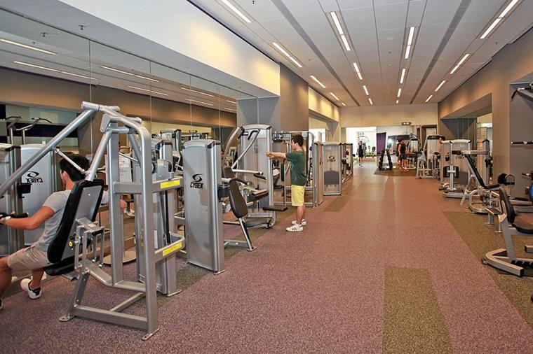 康文署健身室1