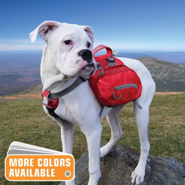 Kurgo Baster Dog Backpack (From GO WILD)