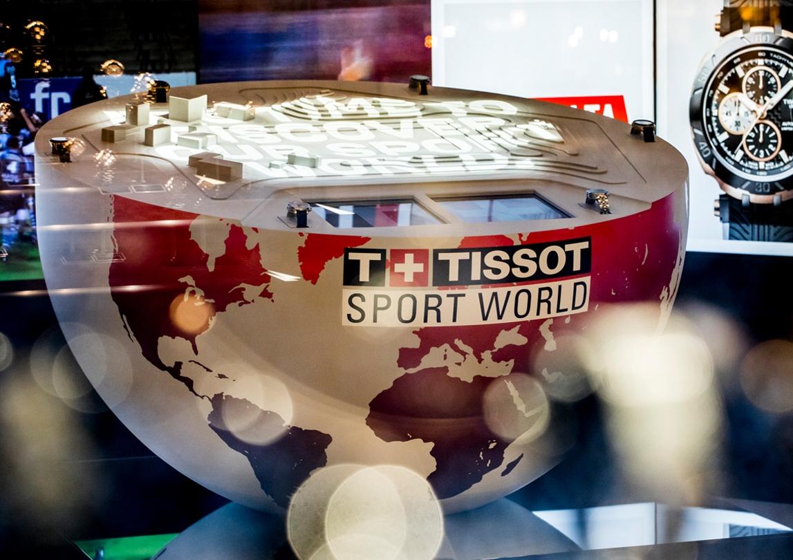瑞士天梭表Baselworld 2017新款腕錶隆重推出