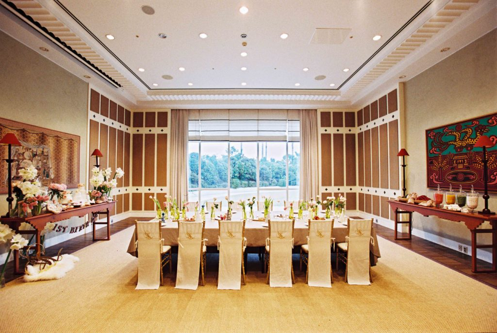 The Shilla Jeju_Small Wedding