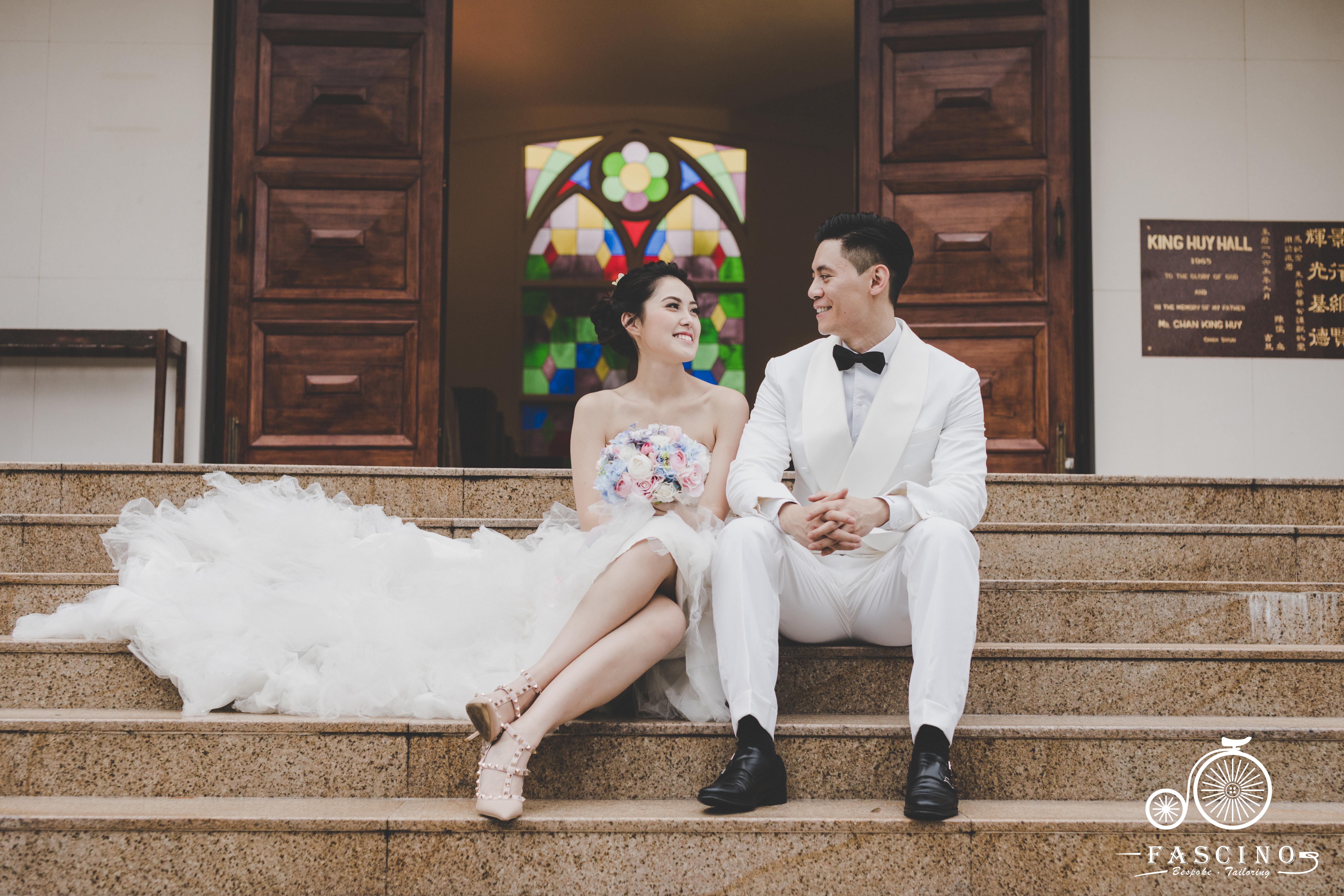 【結婚旺季】新郎也要訂造禮服! 本地訂造西裝品牌Fascino Bespoke
