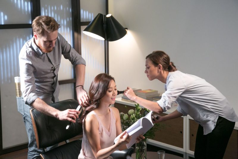 REVLON與Fala攜手合作的全新Just Push染髮霜廣告_preview
