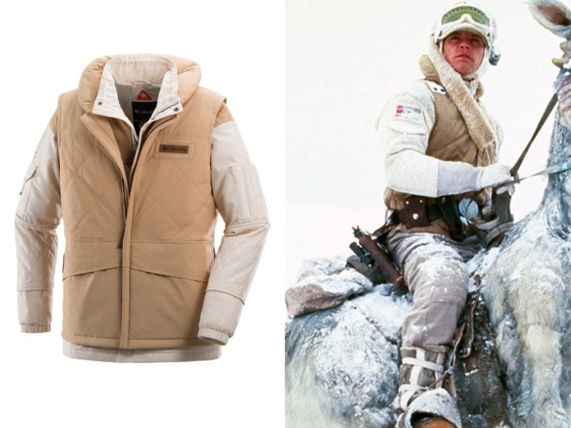 Luke Skywalker Echo Base Jacket_HK$3799
