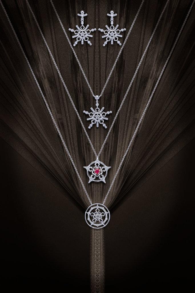 【冬日 鑽石首飾 推介】為你打造閃爍奪目的節日打扮