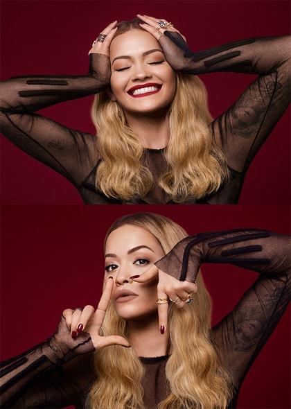 與Rita Ora一起告別溶妝, 做個夏日女神!
